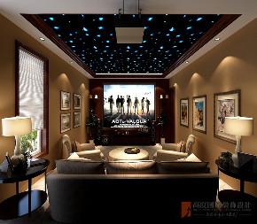 混搭 别墅 跃层 复式 大户型 80后 小资 其他图片来自高度国际姚吉智在八达岭孔雀城300平米混搭风格的分享