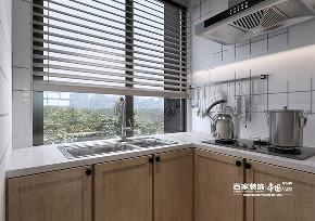 三居 宏发英里 北欧阁楼 厨房图片来自百家设计小刘在宏发英里蓝湾90平北欧阁楼的分享
