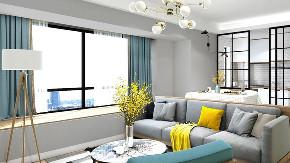 客厅图片来自言白设计在自由的分享