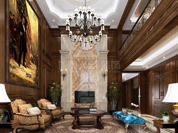 安康波尔多庄园380㎡美式别墅