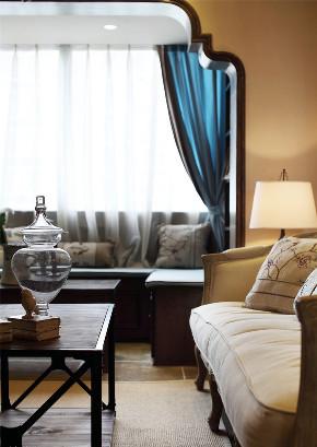 田园 二居 客厅图片来自言白设计在巴黎屋檐下的分享
