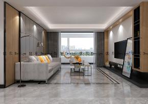 港式风格 百家装饰 沈阳装修 三居室 客厅图片来自百家装饰--小莹在保利溪湖林语 142平港式风格的分享