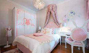 儿童房图片来自家装大管家在105平现代简约风格 别有一番格调的分享