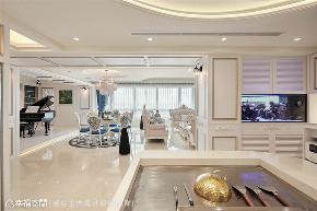新古典 装修设计 装修风格 厨房图片来自幸福空间在314平,河岸景观宅,艺术飨宴!的分享