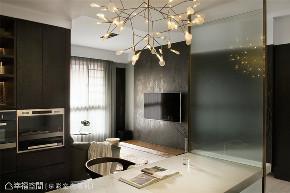 三居 装修风格 装修设计 厨房图片来自幸福空间在93平,低调奢华的隽永协奏曲!的分享