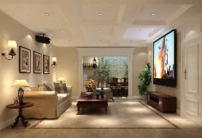 客厅图片来自北京高度国际在燕西台 --360平米欧式风格的分享
