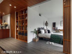 装修风格 装修设计 混搭 卧室图片来自幸福空间在116平,诚品风格居家宅邸!的分享