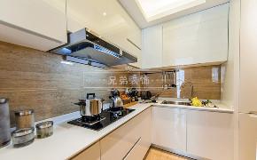金科天元道 现代风格 兄弟装饰 厨房图片来自兄弟装饰-蒋林明在重庆金科天元道装修设计效果的分享