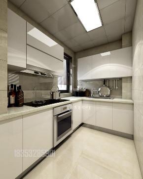 金地悦峰 实创装饰 青岛装修 厨房图片来自实创装饰集团青岛公司在金地悦峰88平装修,现代简约的分享