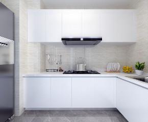 简约 欧式 三居 80后 小资 厨房图片来自山东济南尚舍别墅装饰在华润·红叶林的分享