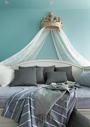 卧室图片来自言白设计在希望之神的分享