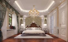 简约 欧式 别墅 收纳 卧室图片来自北京高度国际-陈玲在龙山逸墅欧式风格案例的分享