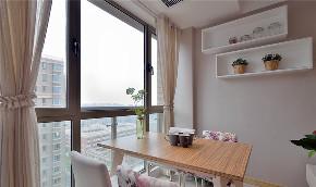 二居 厨房图片来自言白设计在简约而不简单的分享