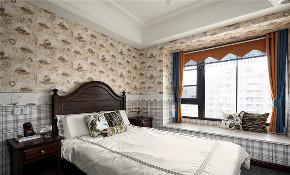 卧室图片来自言白设计在夏克洛的分享