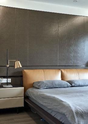 简约 三居 卧室图片来自言白设计在初心的分享