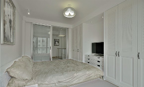 二居 卧室图片来自言白设计在简约而不简单的分享