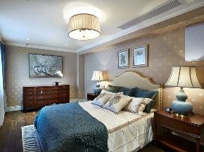 二居室装修 新古典风格 装修效果图 装修案例 卧室图片来自创艺装饰在昆明碧桂园璟台新古典装修效果图的分享