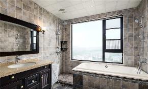 卫生间图片来自言白设计在夏克洛的分享