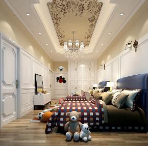 美式 别墅 卧室图片来自用户20000004404262在雅居乐花园美式风格的分享