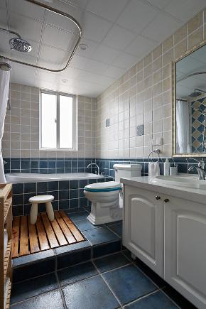 简约 现代 三居 大户型 复式 80后 小资 卫生间图片来自高度国际姚吉智在147平米现代简约简单的优雅的分享