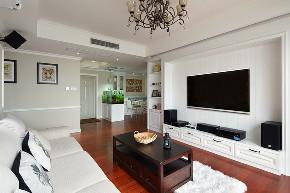简约 现代 三居 大户型 复式 80后 小资 客厅图片来自高度国际姚吉智在147平米现代简约简单的优雅的分享