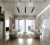 长岛别墅项目装修现代风格设计,上海腾龙别墅设计师刁振瑛作品,欢迎品鉴