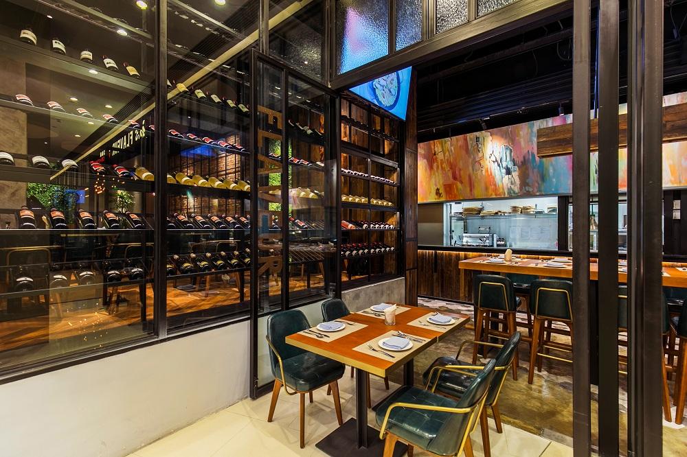 餐厅图片来自5DD餐饮设计机构在初心实景西餐厅的分享