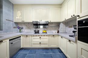 厨房图片来自设计师胭脂在胭脂原创设计:邂逅繁华的分享
