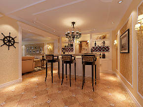 毕加索园墅 别墅装修 欧美风格 腾龙设计 厨房图片来自腾龙设计在毕加索园墅别墅装修欧美风格的分享