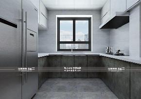 三居 橡树湾 现代风格 厨房图片来自百家设计小刘在橡树湾133平现代风格的分享