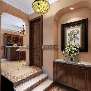 长泰东郊御 东郊御园 别墅装修 美式风格 腾龙设计 厨房图片来自腾龙设计在长泰东郊御园别墅装修美式风格的分享