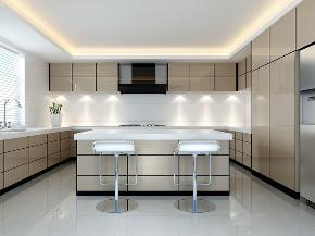 长岛别墅 别墅装修 现代风格 腾龙设计 厨房图片来自腾龙设计在长岛别墅项目装修现代风格设计的分享