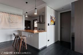 装修设计 装修风格 居家风格 现代简约 餐厅图片来自幸福空间在83平,超精准老屋翻新,漂亮家!的分享