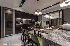 装修设计 装修风格 居家风格 餐厅图片来自幸福空间在152平,享受空间归属感的分享
