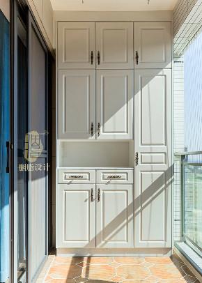 简约 美式 胭脂设计 装修设计 三居 旧房改造 阳台图片来自设计师胭脂在胭脂原创设计:明日梦想的分享