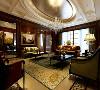 大豪山林别墅项目装修美式风格设计,上海腾龙别墅设计作品,欢迎品鉴