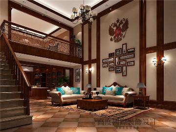 龙湖好望山奢华美式新古典大宅