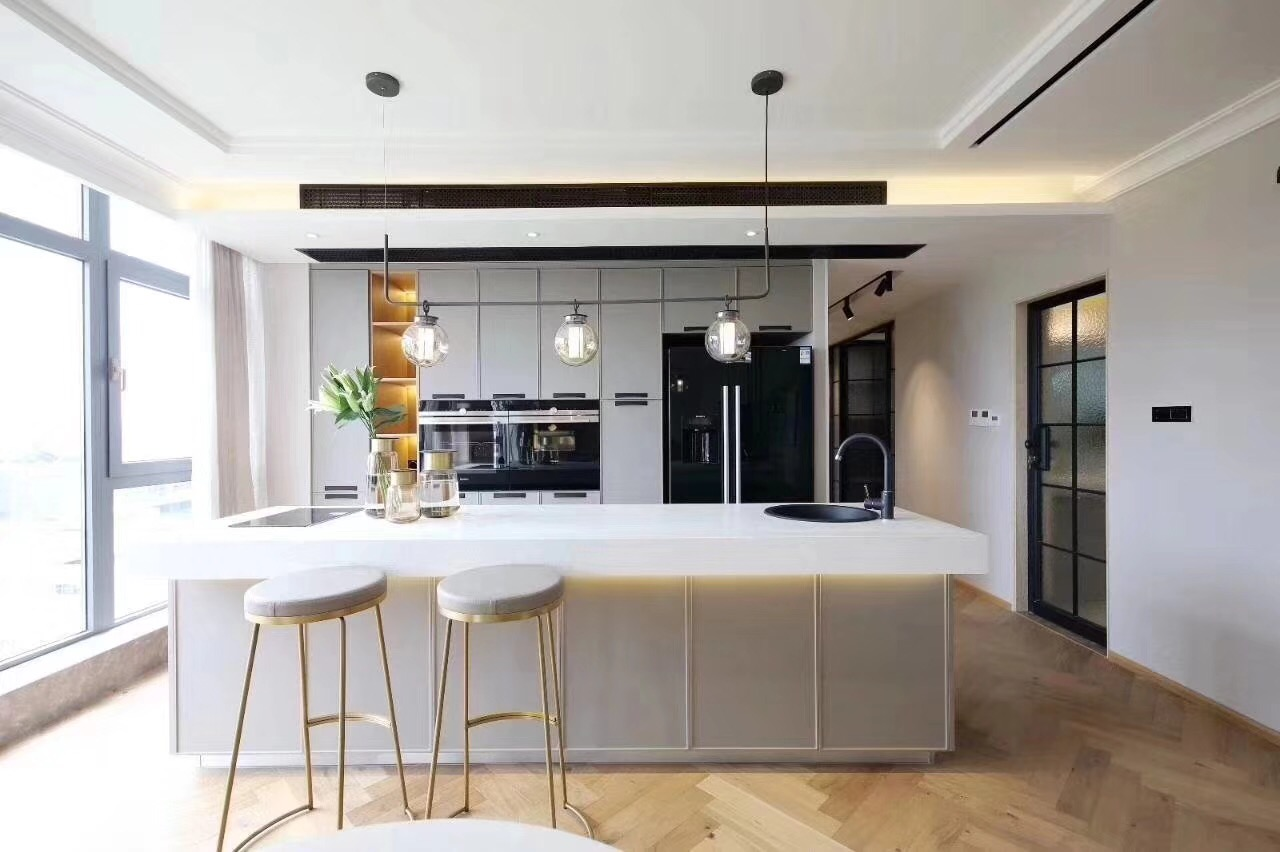 厨房图片来自峰淘朵朵在轻奢北欧,引领家装新风尚的分享