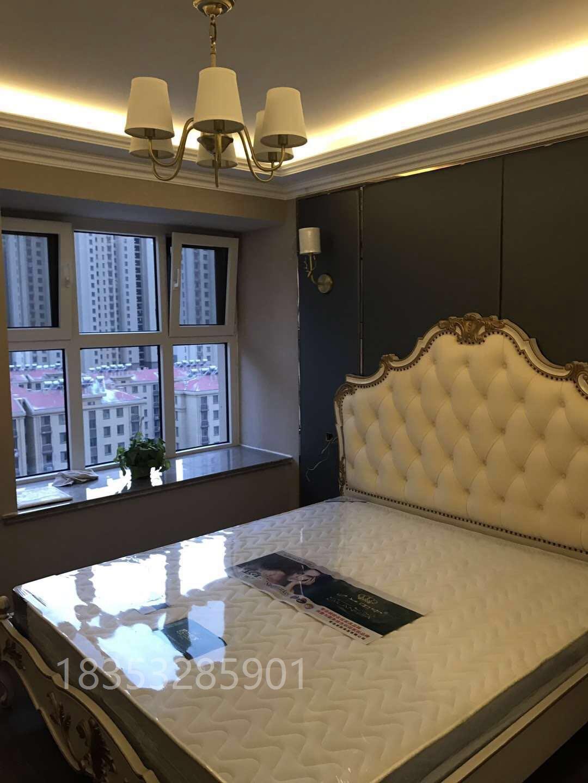 实创装饰 卧室图片来自实创装饰集团青岛公司在和达璟城138平装修实景案例的分享