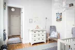 简约 二居 北欧 儿童房图片来自言白设计在90平北欧小屋的分享
