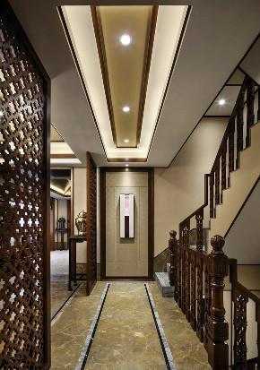 别墅装修 泰式风格 腾龙设计 实景展示, 四季雅苑别 楼梯图片来自周峻在别墅装修泰式风格完工实景展示的分享