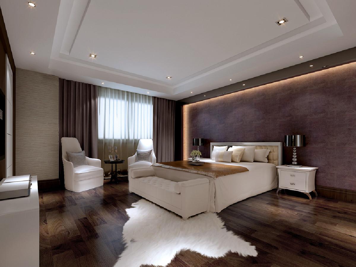 东郊紫园别墅项目装修美式古典风格设计,上海腾龙别墅设计作品,欢迎品鉴