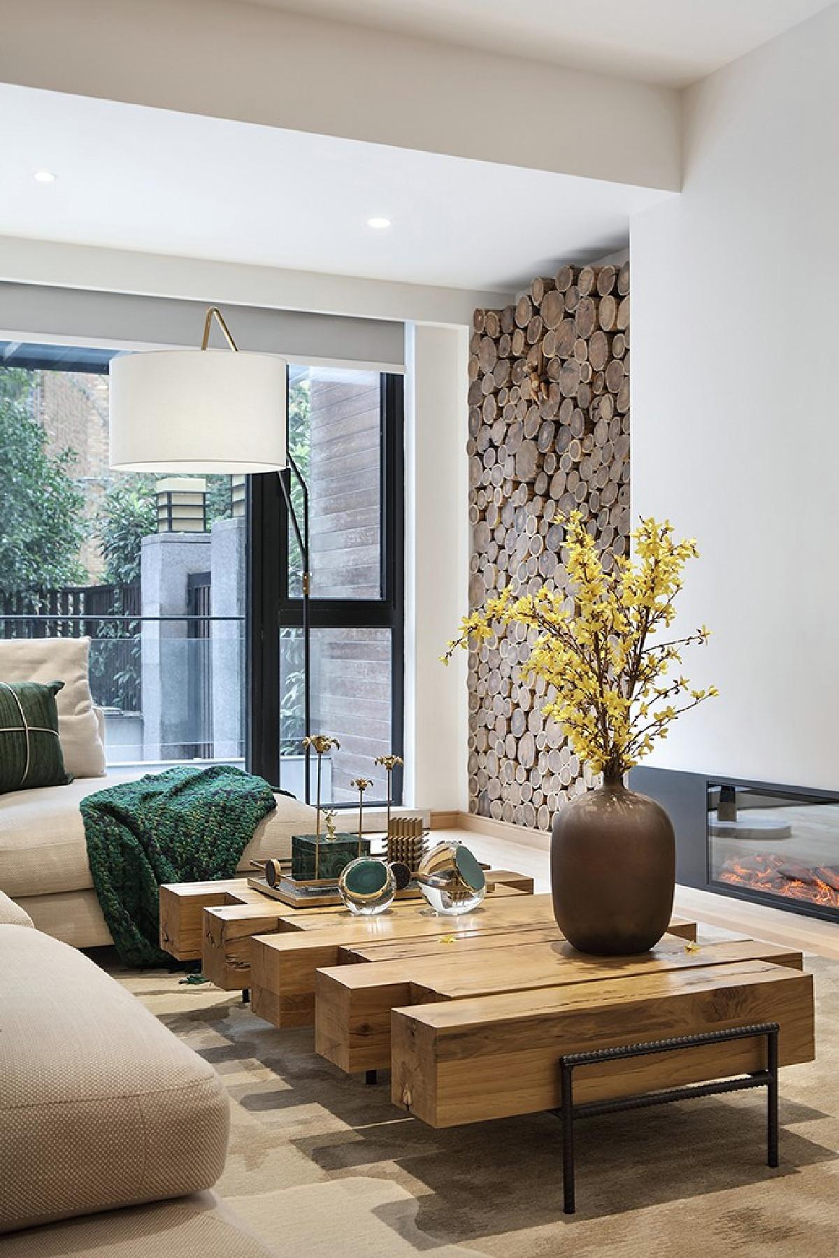 浦江华侨城别墅项目装修现代风格设计方案展示,上海腾龙别墅设计作品,欢迎品鉴