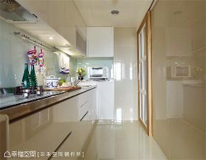 裝修风格 北欧风格 收纳 白领 80后 小资 厨房图片来自幸福空间在76平,小夫妻的甜蜜爱情小屋的分享