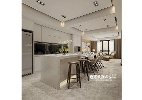 简约 现代 百家装饰 沈阳装修 厨房图片来自百家装饰--小莹在金地铂悦 430平现代简约的分享