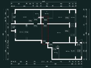 别墅 白领 收纳 80后 小资 中式 新中式 户型图图片来自圣奇凯尚室内设计工作室在中式韵味私人会所的分享