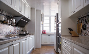 厨房图片来自言白设计在美式风格的分享