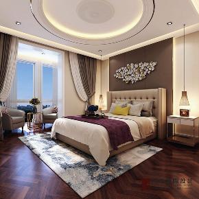 简约 三居 大户型 复式 白领 80后 小资 旧房改造 卧室图片来自高度国际姚吉智在尽显时尚气质 新奥洋房110平米的分享