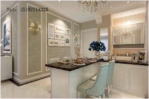 三居室 简约 香提树 实创 青岛 厨房图片来自实创装饰小彩在香提树90平两居室装修设计的分享
