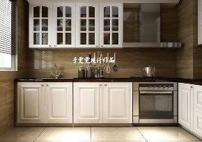 欧式 三居 中海和平之 厨房图片来自百家装饰LL在中海和平之门 115平简欧风格的分享